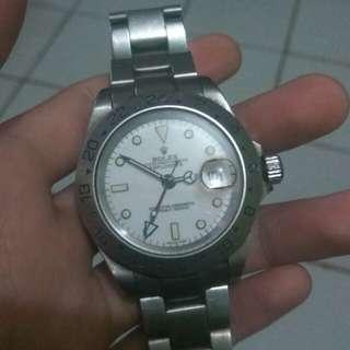 Jam Tangan Rolex Pemberian Kakek Tercinta