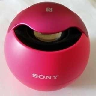 Sony 原廠藍牙喇叭 bluetooth speaker