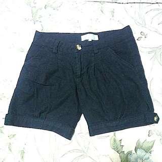 Jeans Republic Black Shorts Size XS