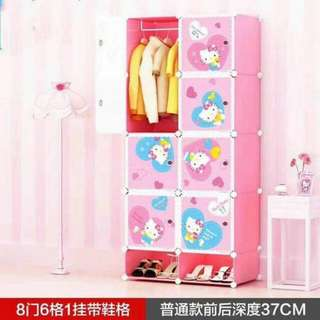 Hello kitty Cubes Cabinet