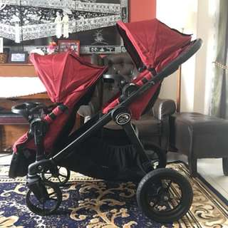 Baby Jogger City Select Tandem