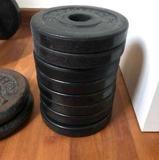 Kettler Dumbbell Weights