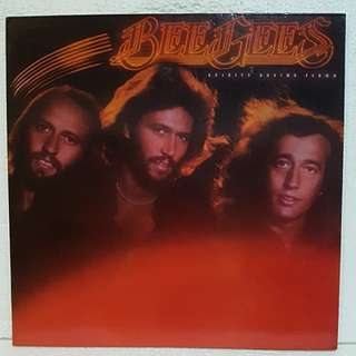 BeeGees - Spirits Having Flown Vinyl Record