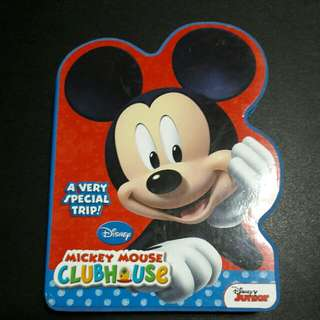 RC~MICKEYMOUSE A very special trip