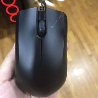 Razed Abyssus Mouse