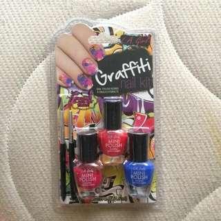 LA Girl Graffiti Nail Kit