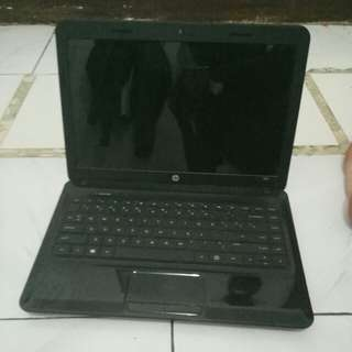 Laptop HP 1000 Notebook PC