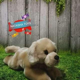 BONEKA Anjing Golden