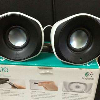 Stereo speakers - Logitech Z110