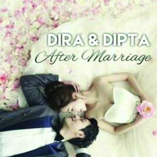 Ebook : Dira & Dipta After Marriage by Qeynov