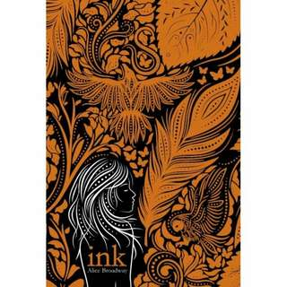Ink (The Skin Books #1) by Alice Broadway