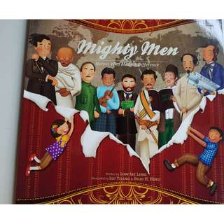 Mighty Men: Heroes Who Made A Difference - $15.00