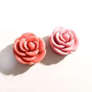3CE 玫瑰潤唇膏 #tintedpink #coral