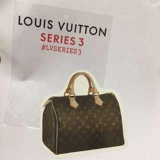 LV sticker