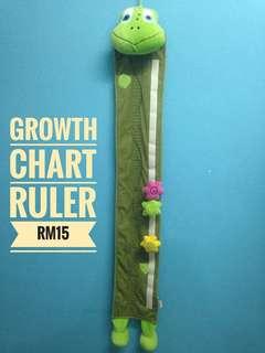 Kids Growth Chart Ruler