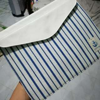 REPRICED Envelope bag/pouch