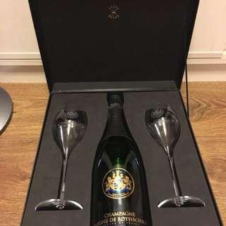 Champagne 🥂 Rothschild