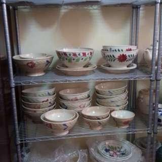 Antiques bowls