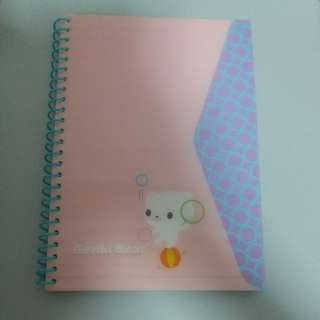 A5 ring notebook
