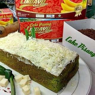 Cake pisang Lindayu