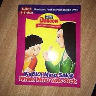Buku cerita anak bilingual
