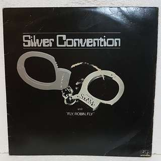 Reserved: Silver Convention - Save Me / Fly, Robin, Fly Vinyl Record