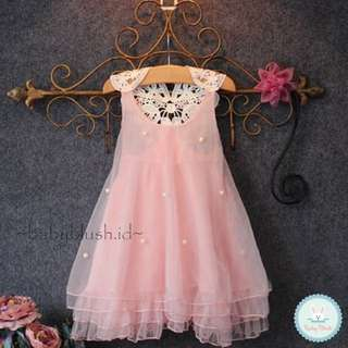 Popuri Dress/ dress anak / baju anak