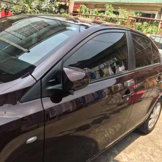 2017 Toyota Vios 1.3E Automatic car for rent (well-maintained and insured)
