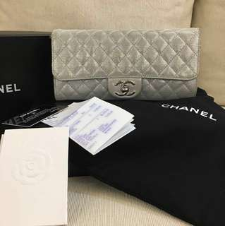 Authentic Chanel Wallet with Receipt