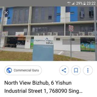 North view bizhub unit for sale