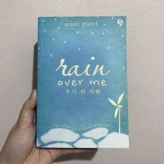 Preloved Rain Over Me Novel