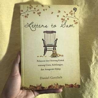 Preloved Letters to Sam Novel