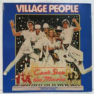 Village People - Can't Stop The Music OST  Vinyl Record