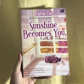 Preloved Sunshine Becomes You Novel