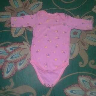 Jumpsuit baby 0-6 bulan