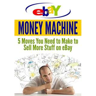 The eBay Money Machine eBook (Package of 3 eBooks)