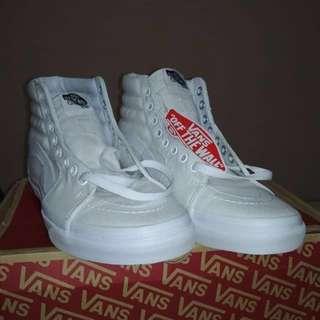 Vans Sk8 Hi True White Original