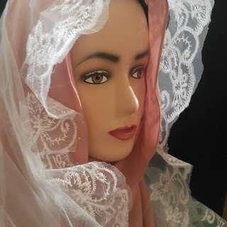 Esuri 1.5M veil white colour