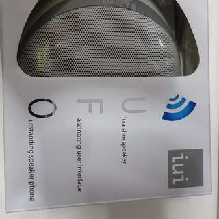 UFO Bluetooth Speaker