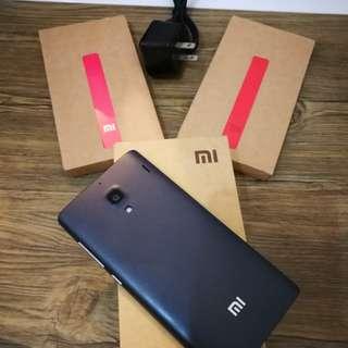 Xiaomi Redmi 1s (Black) w/ Free 2 back cases MIUI 9 updated