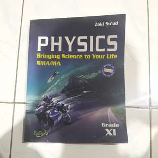 PHYSICS ZAKI SU'UD
