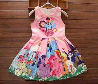 My Little Pony (2T-8T)