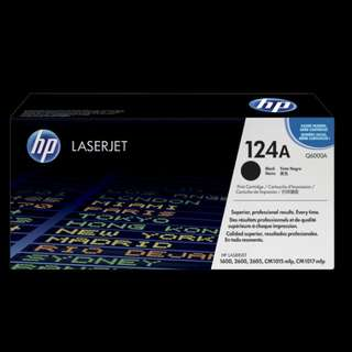 HP Laserjet Print Cartridge 124A Q6000A (Print Cartridge)
