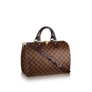 Lv speedy bag hand carry medium size