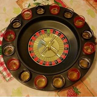 Adult drinking roulette