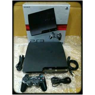 MESIN PS3 SLIM 320GB