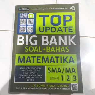 BIG BANK MATH BOOK