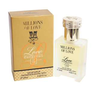 Love Collection Parfume : Millions Of Love