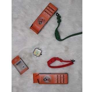 Tomato FEU watch + 2 Straps