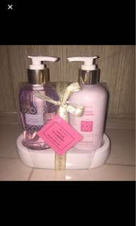 HAND WASH AND HAND LOTION